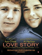 Love Story - French Re-release movie poster (xs thumbnail)