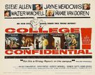 College Confidential - Movie Poster (xs thumbnail)