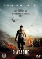 White House Down - Brazilian DVD cover (xs thumbnail)