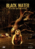Black Water - German DVD cover (xs thumbnail)