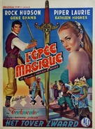 The Golden Blade - Belgian Movie Poster (xs thumbnail)