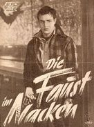 On the Waterfront - German poster (xs thumbnail)