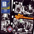 The Apartment - German Movie Cover (xs thumbnail)