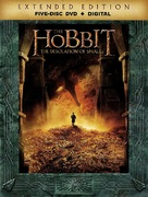 The Hobbit: The Desolation of Smaug - Movie Cover (xs thumbnail)
