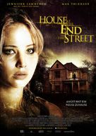 House at the End of the Street - German Movie Poster (xs thumbnail)
