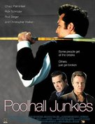 Poolhall Junkies - Movie Poster (xs thumbnail)