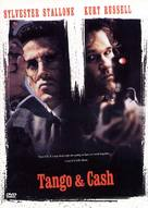 Tango And Cash - DVD movie cover (xs thumbnail)