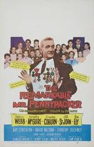 The Remarkable Mr. Pennypacker - Movie Poster (xs thumbnail)