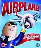 Airplane! - British Blu-Ray movie cover (xs thumbnail)