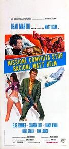 The Wrecking Crew - Italian Movie Poster (xs thumbnail)