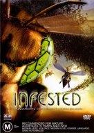 Infested - Australian DVD cover (xs thumbnail)