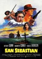 La bataille de San Sebastian - German Movie Poster (xs thumbnail)