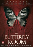 The Butterfly Room - British Movie Cover (xs thumbnail)