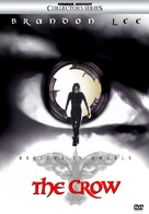 The Crow - DVD cover (xs thumbnail)