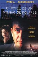 The Million Dollar Hotel - Brazilian Movie Poster (xs thumbnail)
