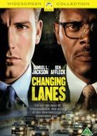 Changing Lanes - Danish DVD cover (xs thumbnail)