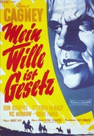 Tribute to a Bad Man - German Movie Poster (xs thumbnail)