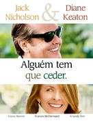 Something's Gotta Give - Brazilian Movie Poster (xs thumbnail)
