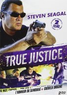 """""""True Justice"""" - French DVD movie cover (xs thumbnail)"""
