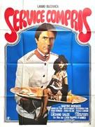Il domestico - French Movie Poster (xs thumbnail)
