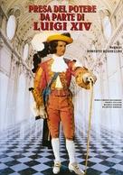 Prise de pouvoir par Louis XIV, La - Italian Movie Poster (xs thumbnail)