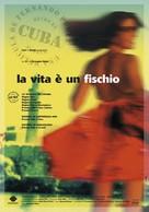 La vida es silbar - Italian Movie Poster (xs thumbnail)