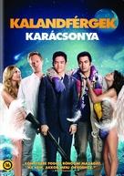 A Very Harold & Kumar Christmas - Hungarian DVD movie cover (xs thumbnail)