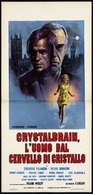 Trasplante de un cerebro - Italian Movie Poster (xs thumbnail)