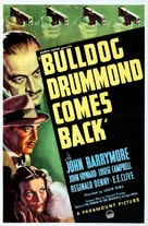 Bulldog Drummond Comes Back - Movie Poster (xs thumbnail)