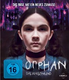 Orphan - German Blu-Ray movie cover (xs thumbnail)