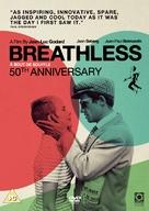 À bout de souffle - British DVD cover (xs thumbnail)