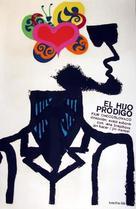 Návrat ztraceného syna - Cuban Movie Poster (xs thumbnail)