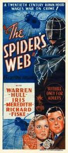 The Spider's Web - Australian Movie Poster (xs thumbnail)