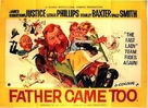 Father Came Too! - British Movie Poster (xs thumbnail)