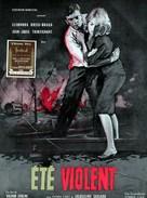 Estate violenta - French Movie Poster (xs thumbnail)