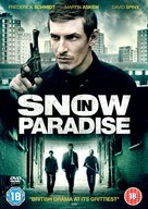 Snow in Paradise - British DVD movie cover (xs thumbnail)