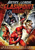 Justice League: The Flashpoint Paradox - DVD cover (xs thumbnail)