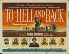 To Hell and Back - Movie Poster (xs thumbnail)