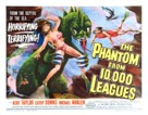 The Phantom from 10,000 Leagues - Movie Poster (xs thumbnail)