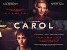 Carol - British Movie Poster (xs thumbnail)