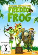 Frog Kingdom - German DVD movie cover (xs thumbnail)