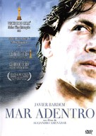 Mar adentro - Brazilian Movie Cover (xs thumbnail)