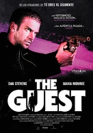 The Guest - Spanish Movie Poster (xs thumbnail)