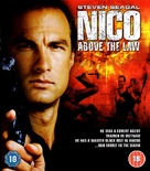Above The Law - British DVD movie cover (xs thumbnail)