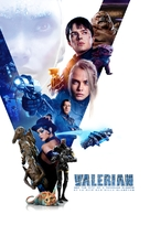 Valerian and the City of a Thousand Planets - Belgian Movie Cover (xs thumbnail)