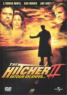 The Hitcher II: I've Been Waiting - French DVD cover (xs thumbnail)