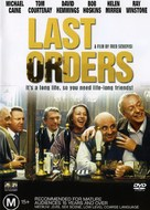 Last Orders - Australian DVD movie cover (xs thumbnail)