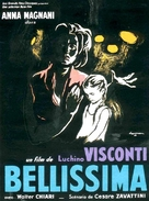 Bellissima - French Movie Poster (xs thumbnail)