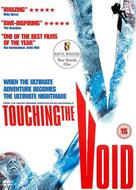 Touching the Void - British DVD cover (xs thumbnail)