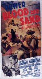 Blood and Sand - Movie Poster (xs thumbnail)